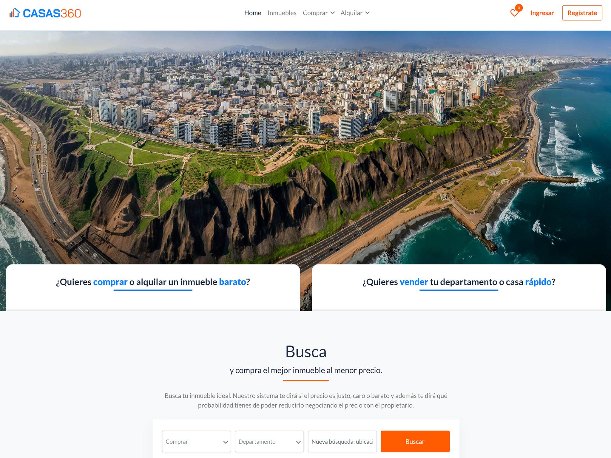 Casas360: La plataforma que transformará el sector inmobiliario con nuevas formas de comprar, vender y alquilar