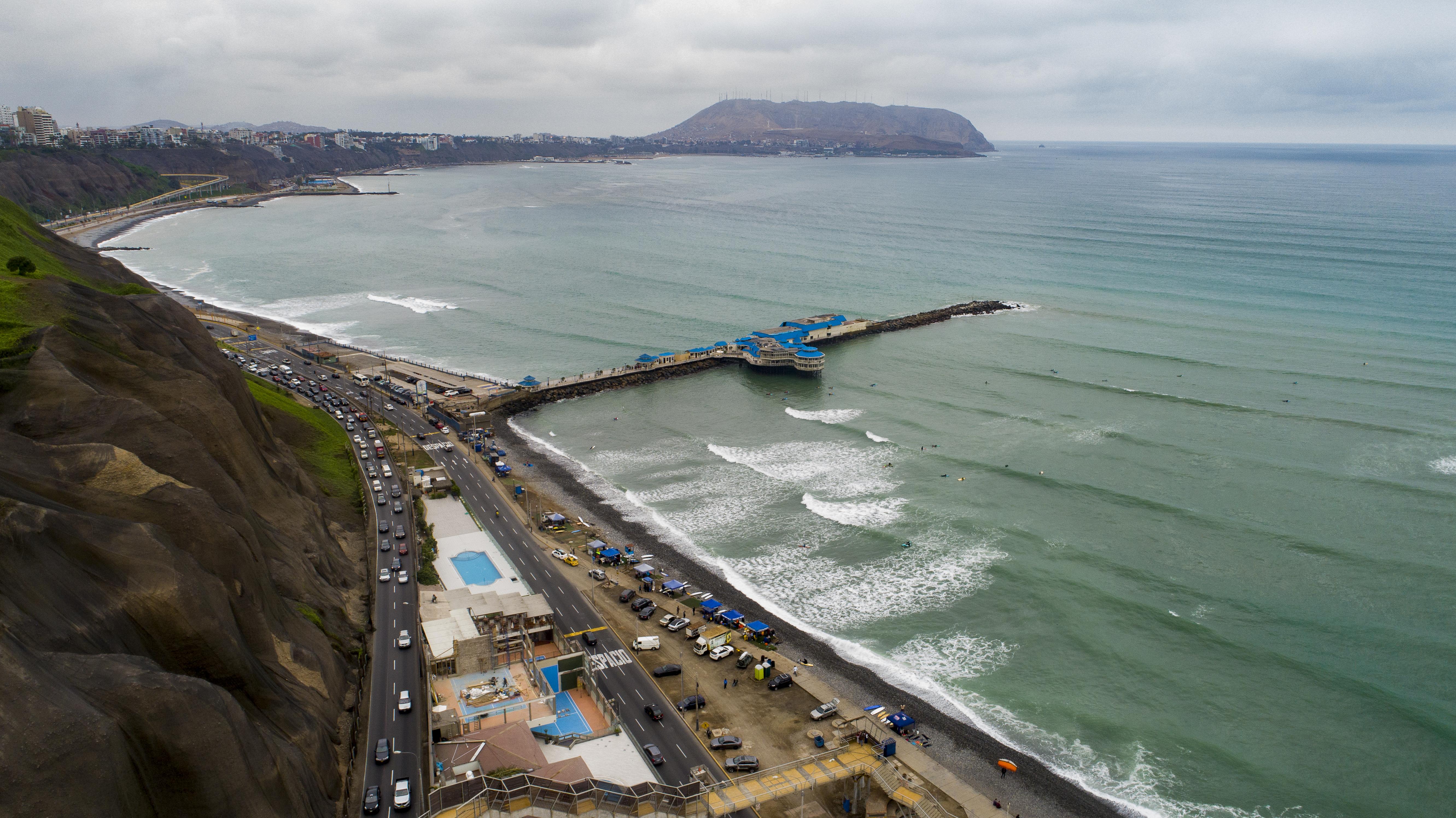 municipalidad de lima continúa trabajando en la modificación del plan maestro de la costa verde