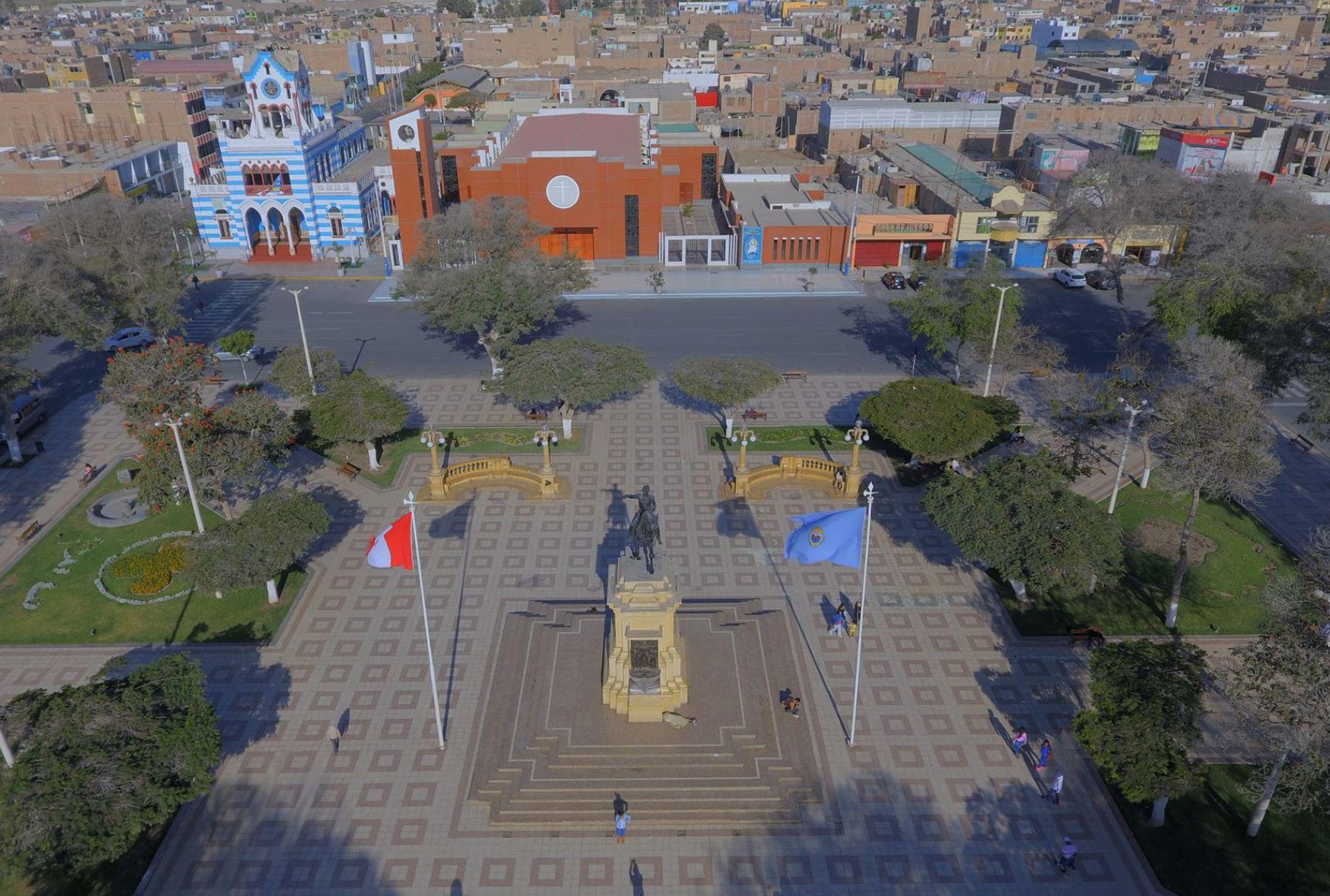 Instalarán sistema de video vigilancia para monitorear 70 puntos críticos en Pisco
