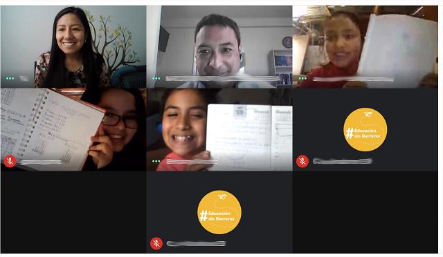"""Voluntariado """"Manos Unidas BanBif"""" brindó clases virtuales de Educación Financiera a estudiantes de primaria en Lima y La Libertad"""