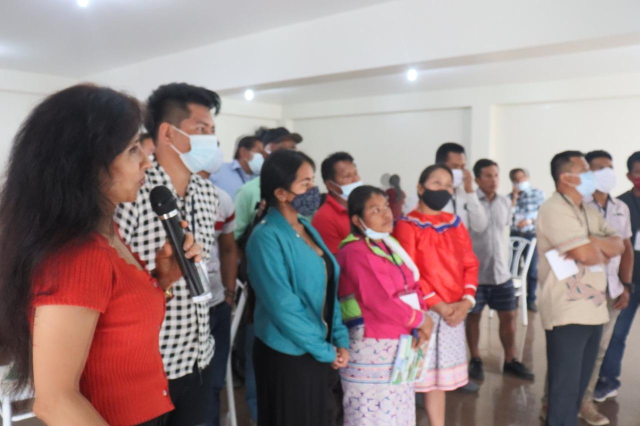 Organizaciones indígenas presentan demanda de amparo contra proyecto de inversión china: Hidrovía Amazónica