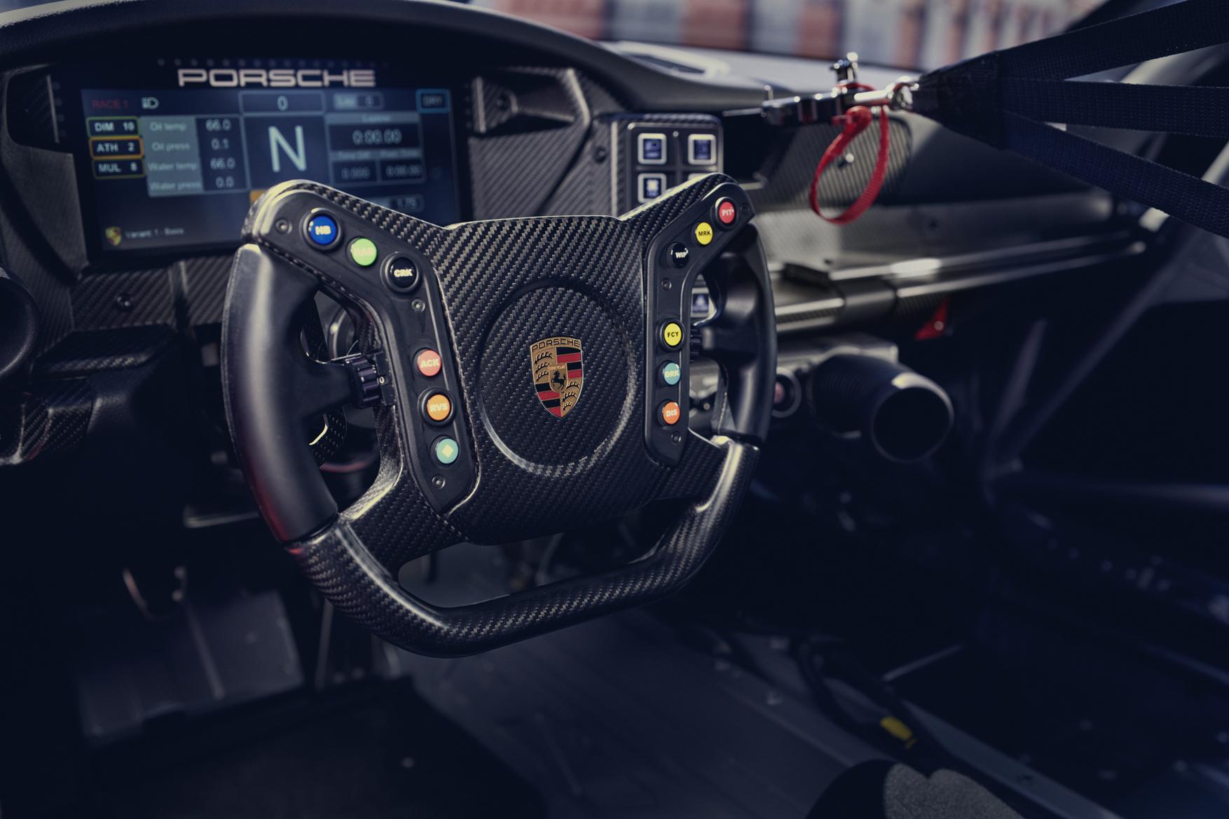 Nuevo 911 GT3 Cup: más rápido, sólido y espectacular