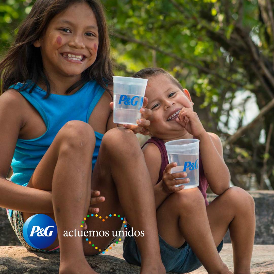 P&G se compromete con liderar 2,021 acciones de bien para celebrar el 2021 con su campaña #ActuemosUnidos
