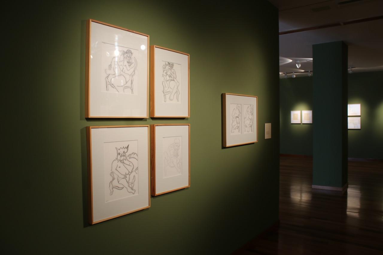 El BRITÁNICO presenta 'Ensayos de Retrospectiva', una obra gráfica de Bruno Zeppilli