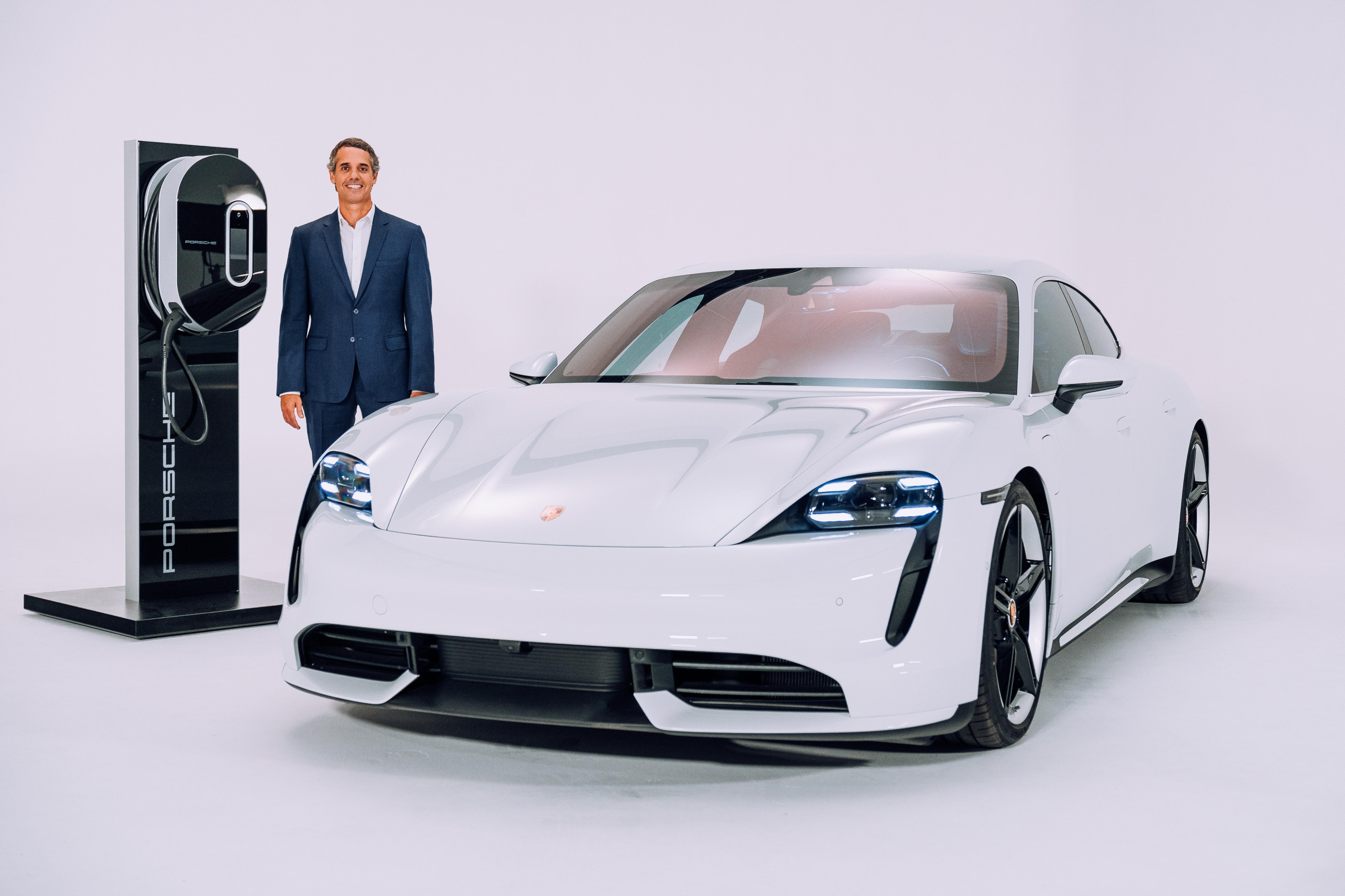 Llega al Perú el Taycan, el primer auto 100% eléctrico de Porsche
