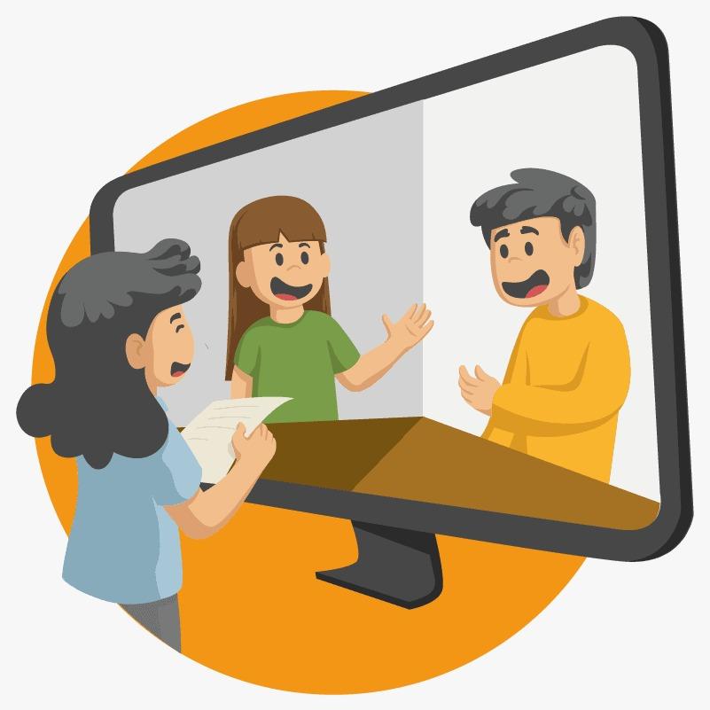Un espacio de encuentro virtual de orientación para padres
