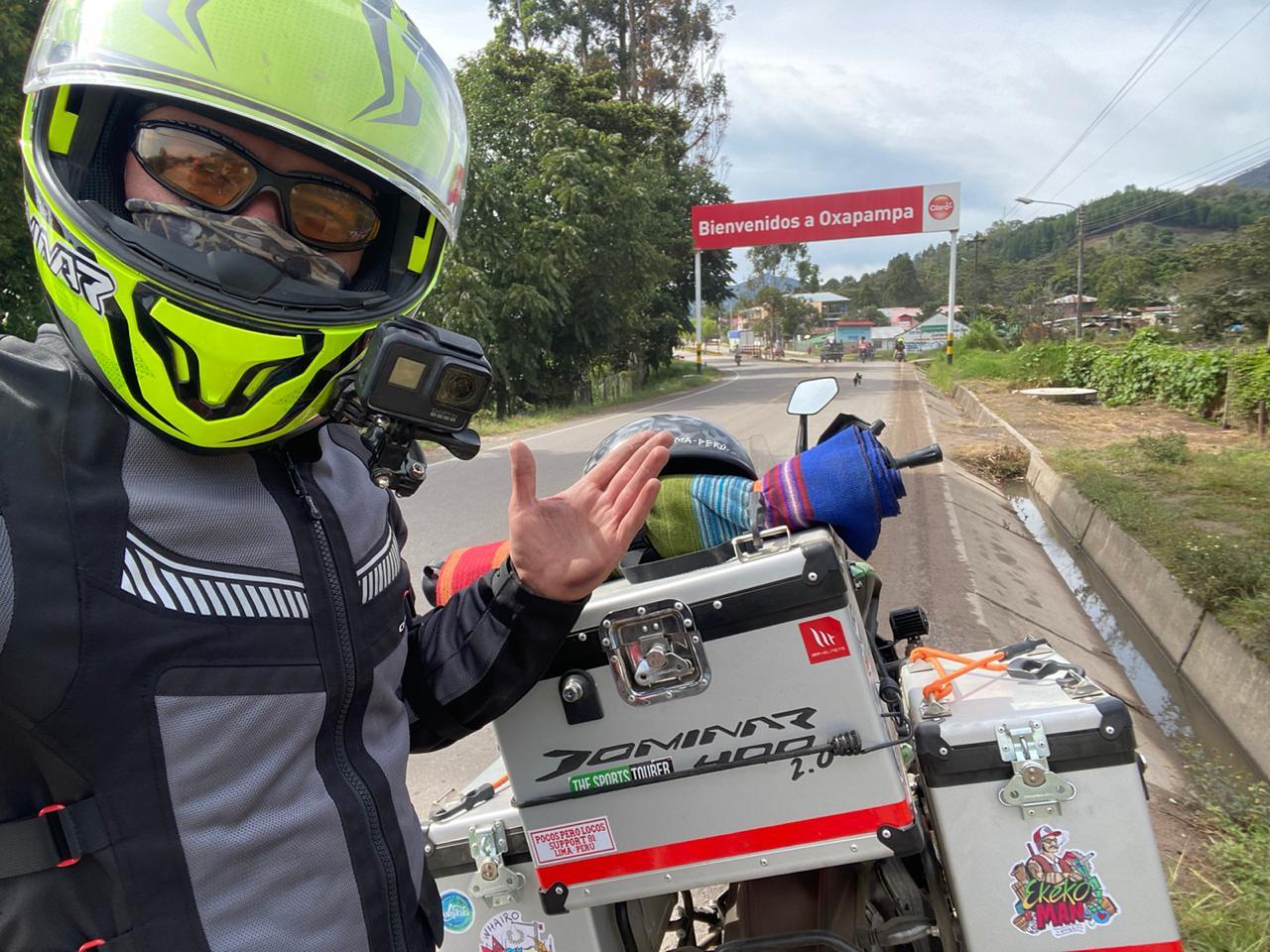 Viaja con Dominar: Consejos para recorrer el Perú en dos ruedas este año