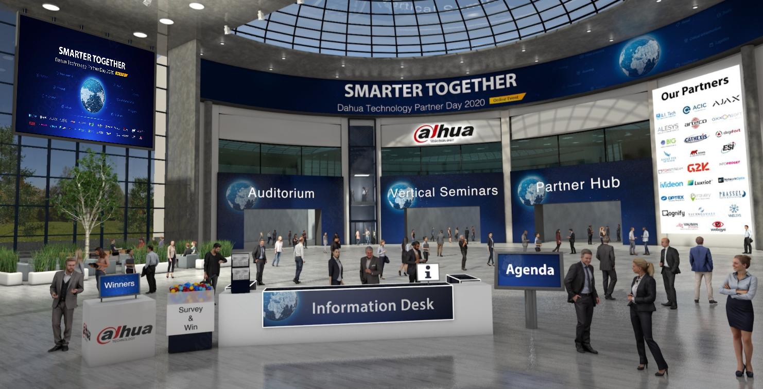 La multinacional Dahua Technology realizará roadshows digitales por el Covid-19