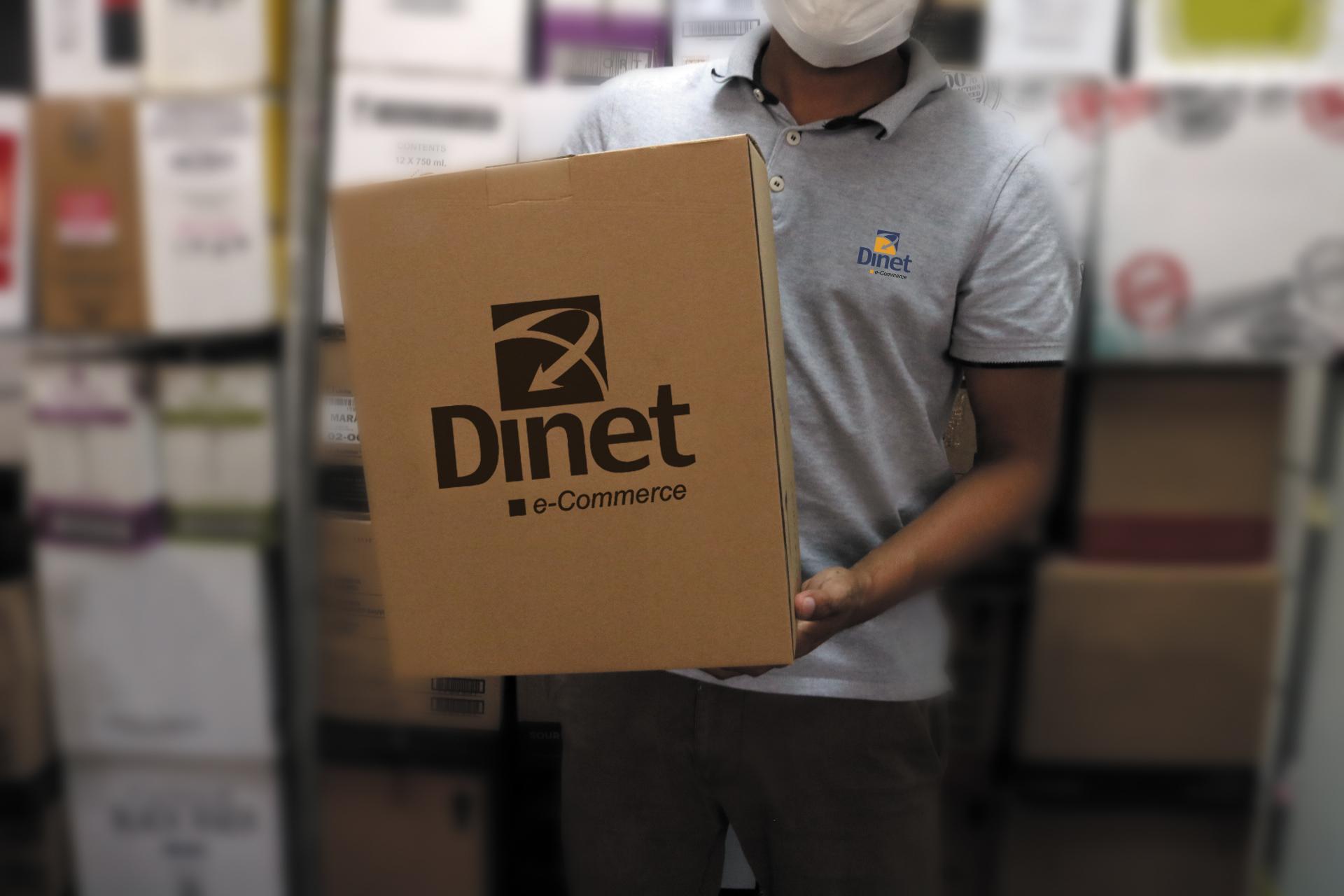 Dinet planea cerrar el 2021 con cuatro tiendas oscuras en Lima