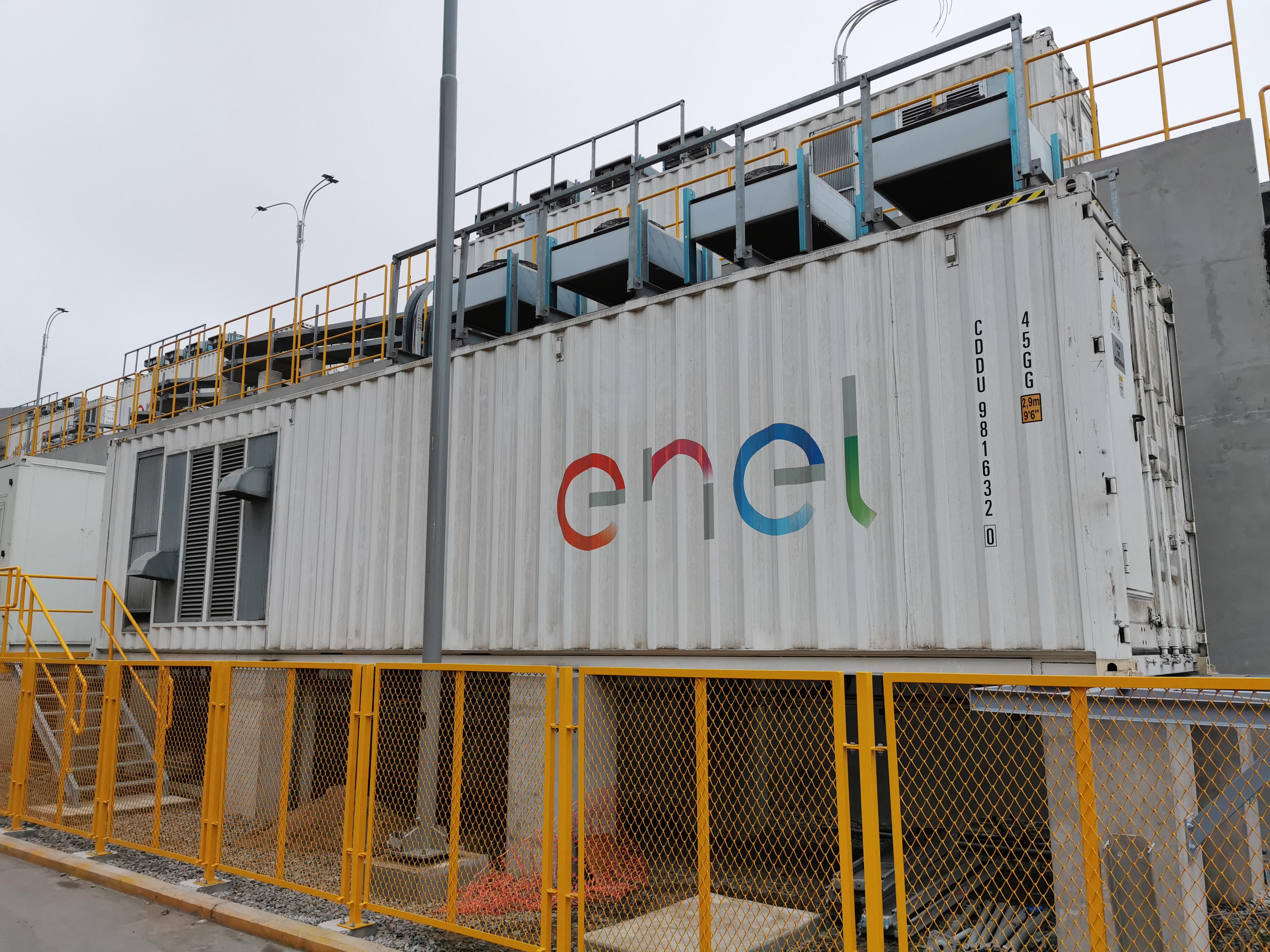 ENEL Perú inauguró Bess Ventanilla: Primer sistema de baterías de gran capacidad del país