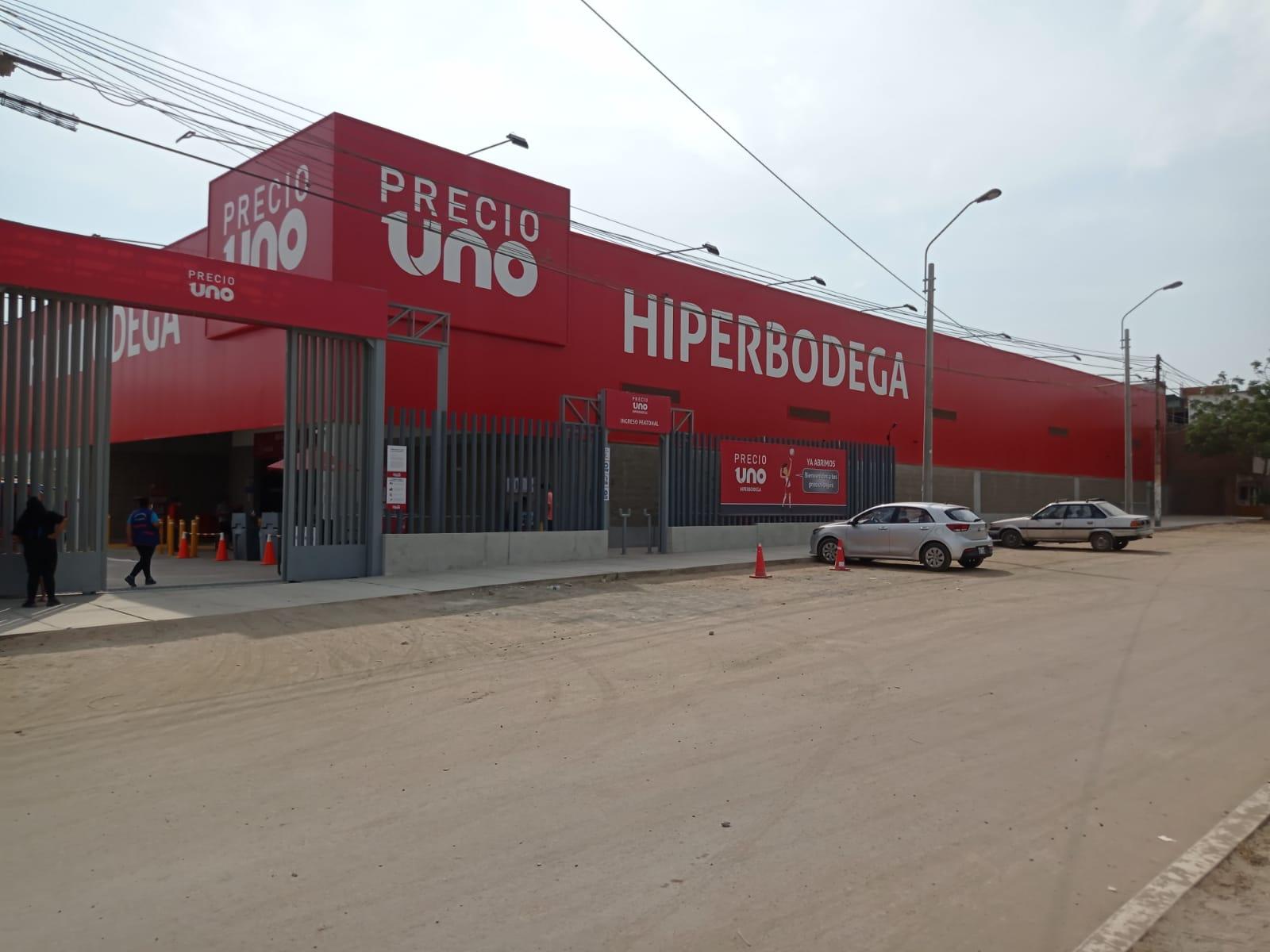 Hiperbodega Precio Uno inauguró nueva tienda en Puente Piedra y próximamente abrirá en La Merced