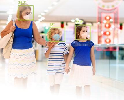 6 tecnologías que pueden minimizar los riesgos de contagio en centros comerciales