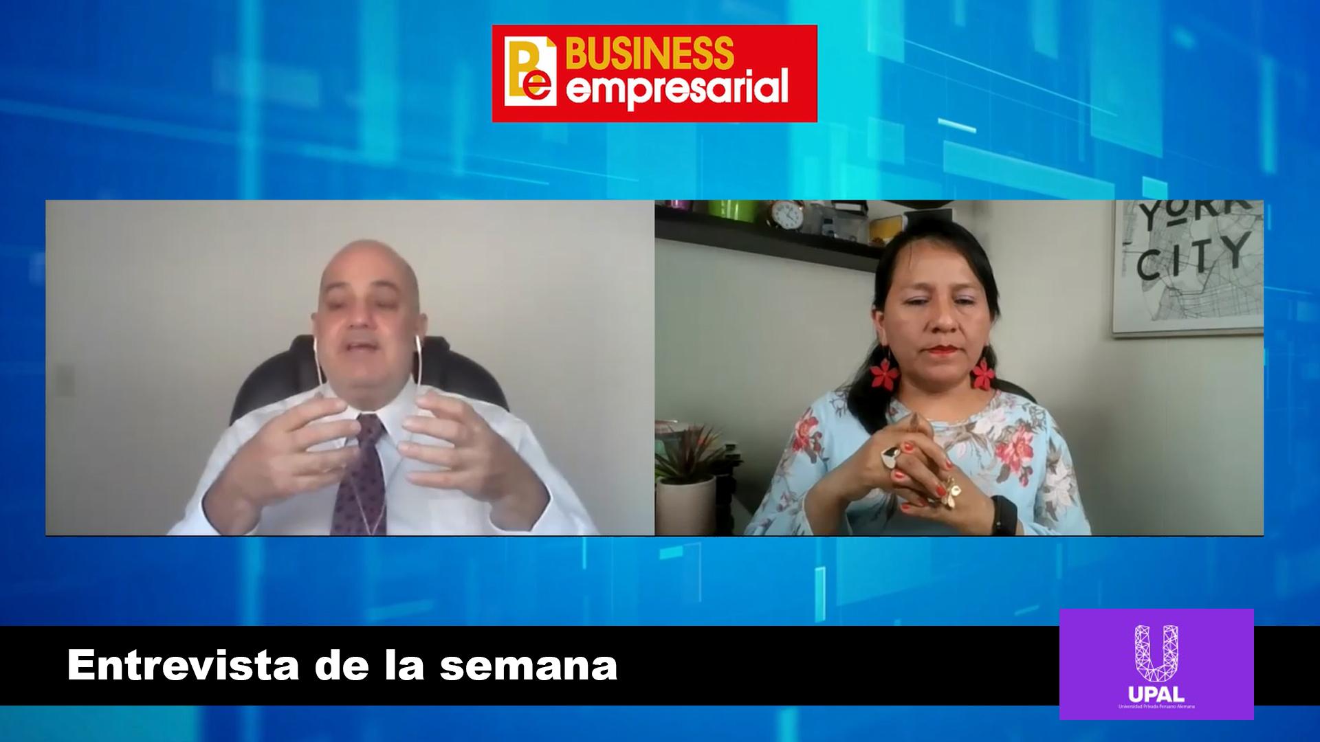 Entrevista a Rodolfo Cremer, Rector y Director Académico de la Universidad Privada Peruana Alemana – UPAL