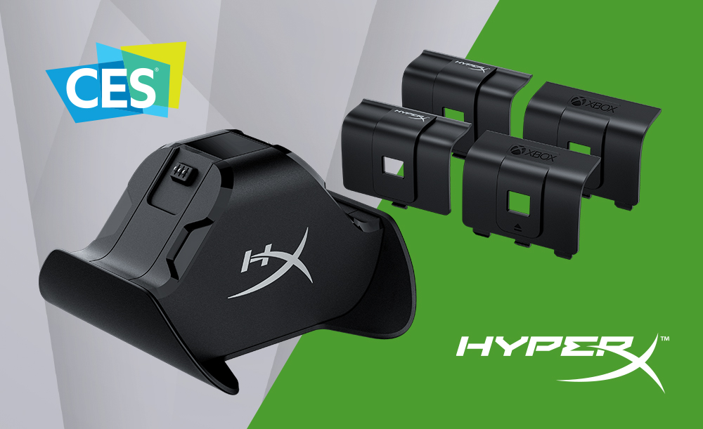 HyperX presentó nuevos productos para Consola y PC
