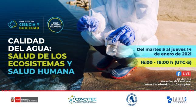 Especialistas de 12 países se reúnen para discutir sobre la calidad del agua