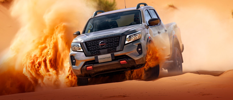Diseñada para hacer más La Nueva Nissan Frontier llega a Perú