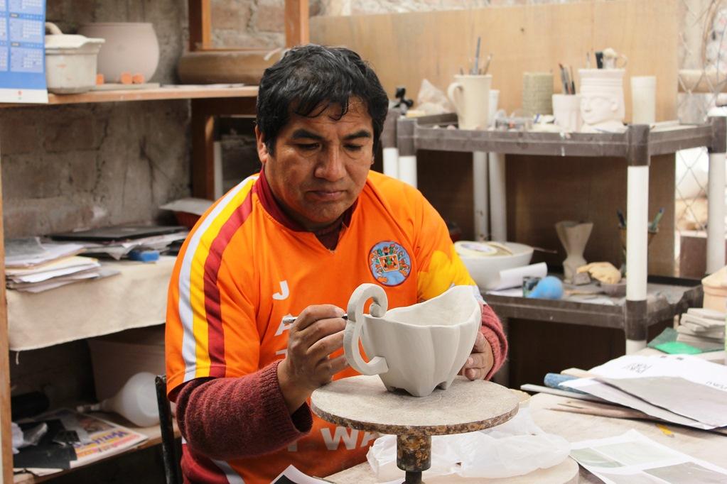 Artesanos peruanos fortalecerían este año sus exportaciones a EE UU