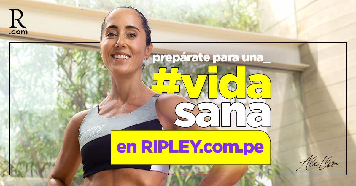 Ripley.com.pe amplía su portafolio orientado a brindar equilibrio físico y emocional