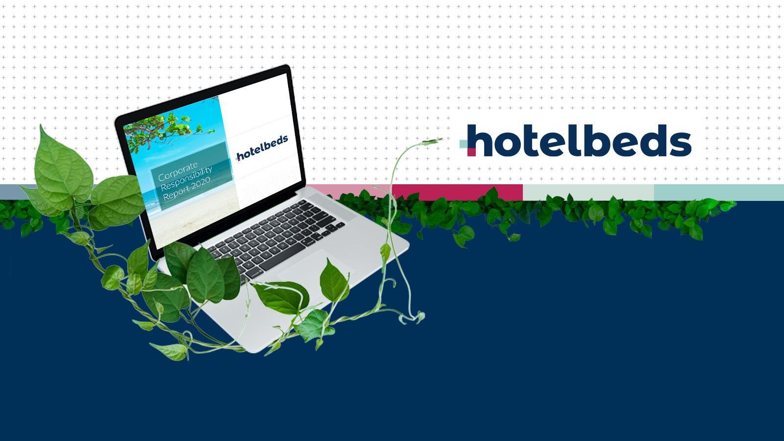 Hotelbeds reafirma su compromiso medioambiental y social con el lanzamiento del informe RSC 2020