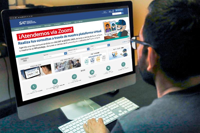 SAT de Lima activa atención vía zoom para absolver dudas sobre temas tributarios y no tributarios