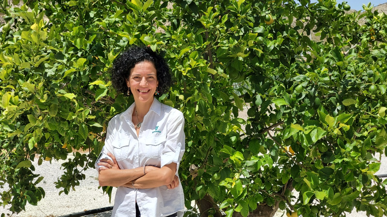 Gala García, General Manager de Symborg en Latinoamérica