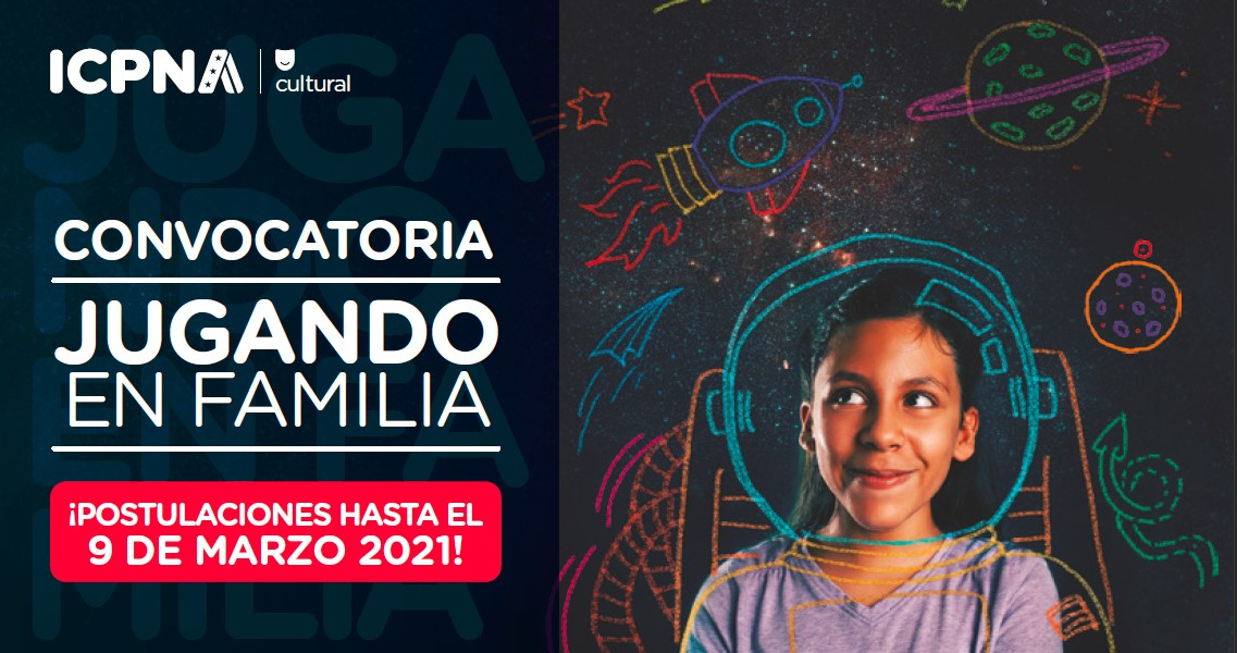 El ICPNA Cultural inicia convocatoria para presentación dirigida a la familia