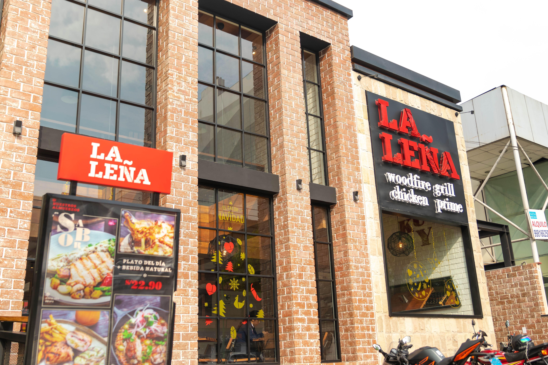 """Restaurante """"La Leña"""" llega a Mall Aventura Santa Anita"""