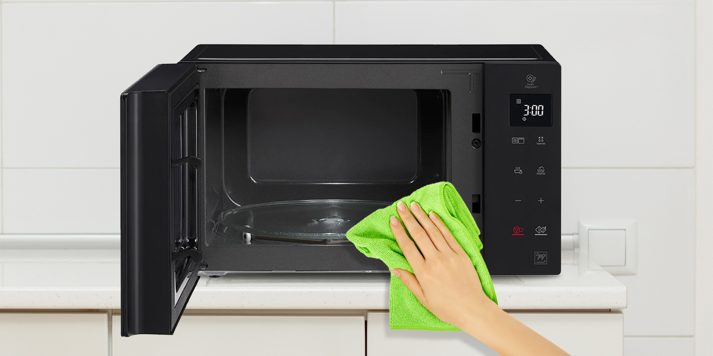 LG: Soluciones tecnológicas para que la limpieza en la cocina sea más rápida y sencilla