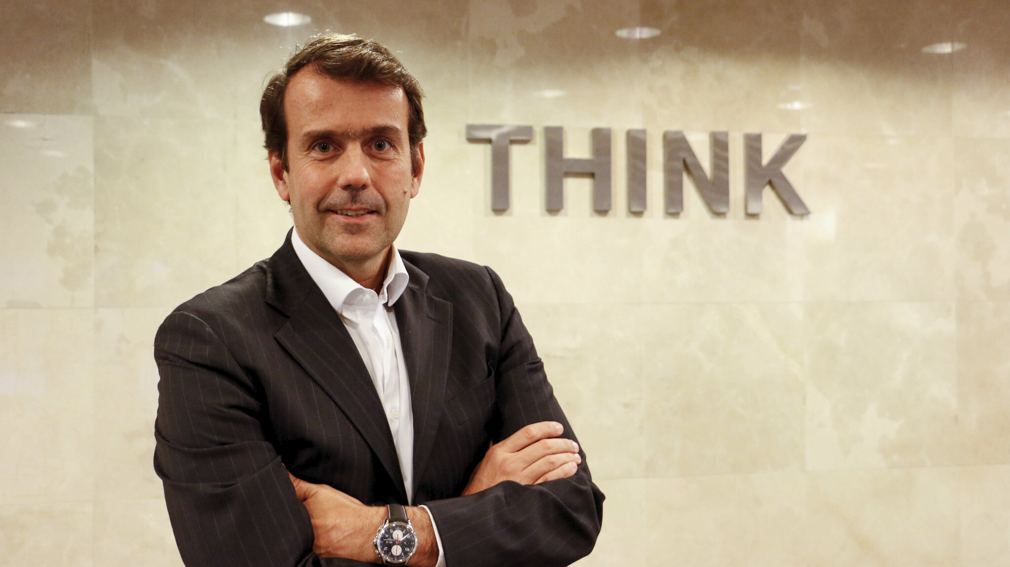 Tonny Martins, General Manager, IBM Latin America.