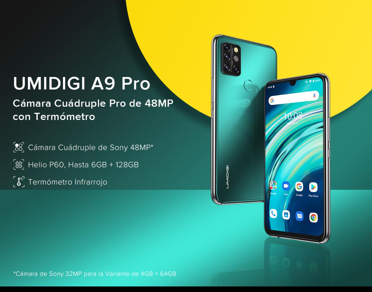 Umidigi llega al Perú de la mano de Linio.com