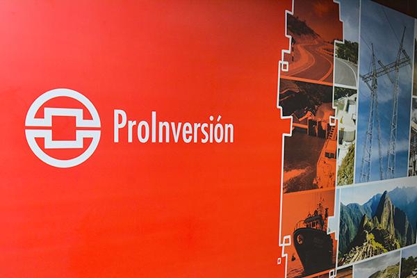 PROINVERSIÓN prevé adjudicar proyectos  este año por US$ 2,500 millones