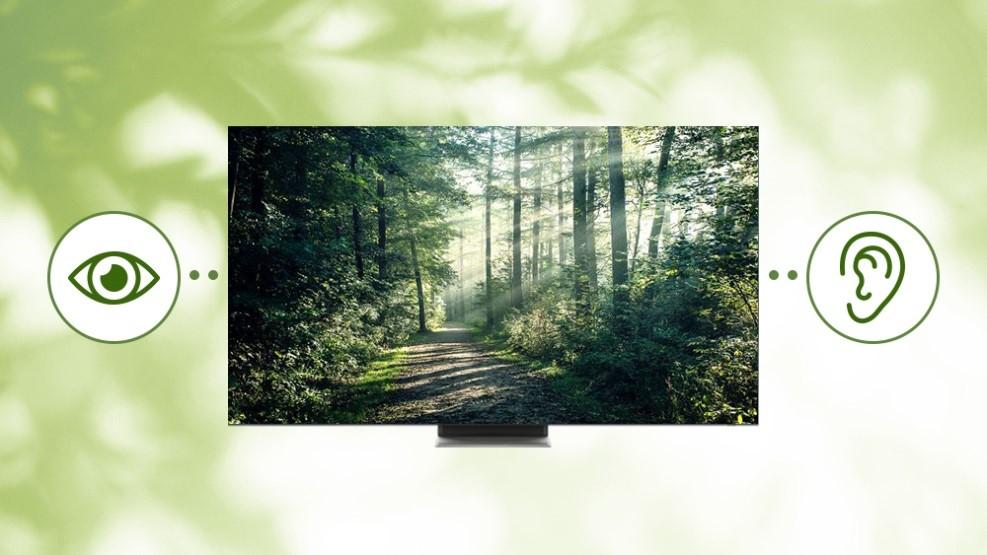 Samsung amplia la accesibilidad al contenido audiovisual con herramientas inclusivas