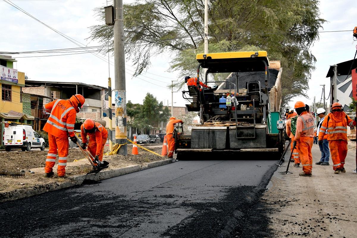 Transporte y educación lideran en ejecución de inversión pública en enero