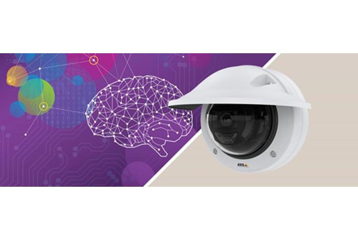 Axis Communications anuncia la primera cámara de domo fija con una potente tecnología de IA con Deep Learning en el borde