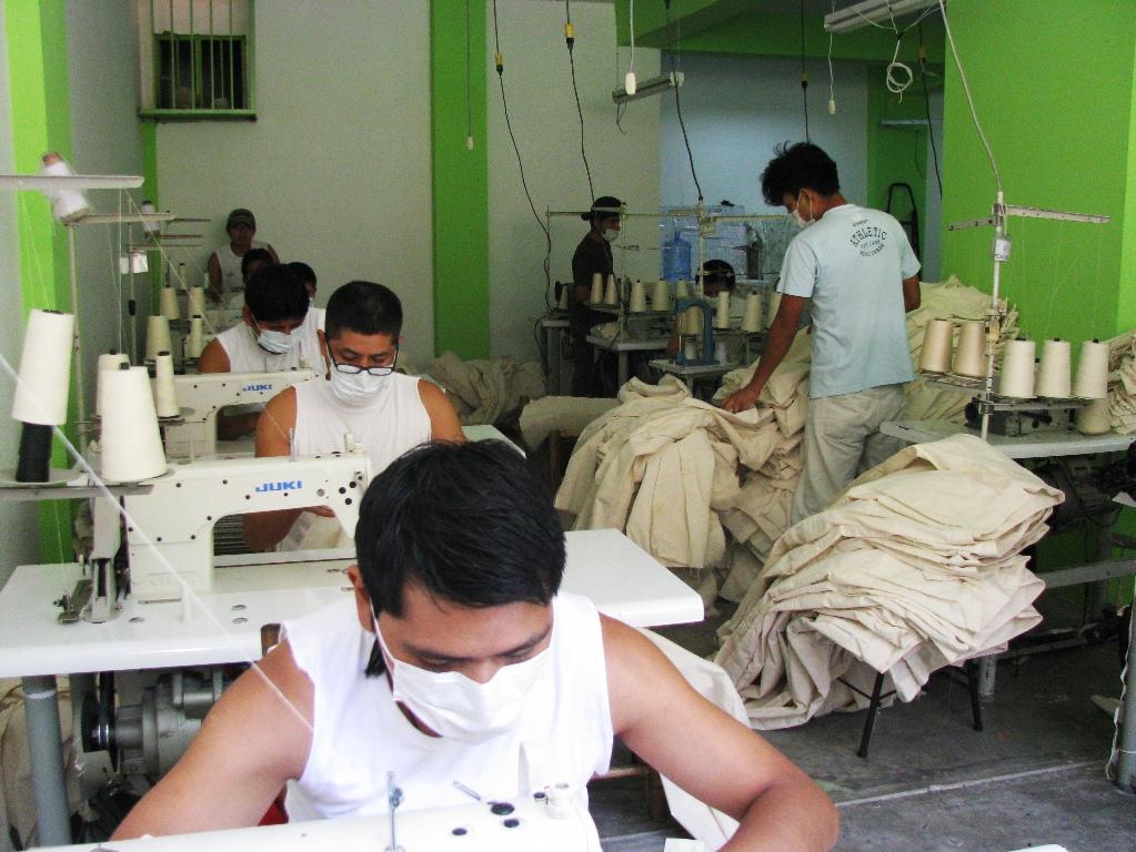 Más mercados para las prendas de vestir
