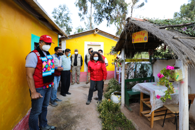 Midis y Gobierno Regional de Ayacucho fortalecen agenda de protección social con enfoque territorial
