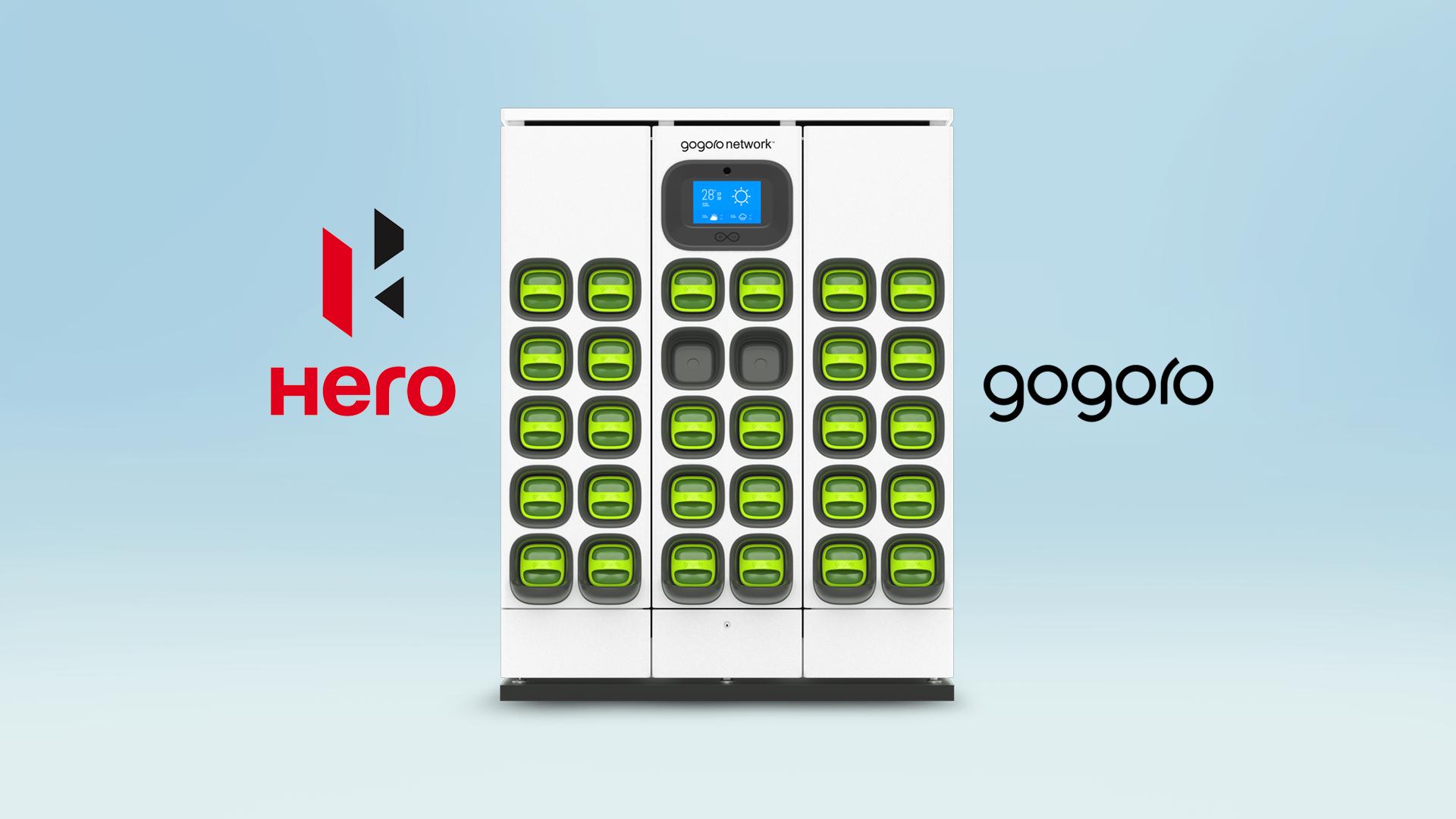 Hero Motocorp y Gogoro anuncian una alianza estratégica para acelerar la electrificación de la movilidad