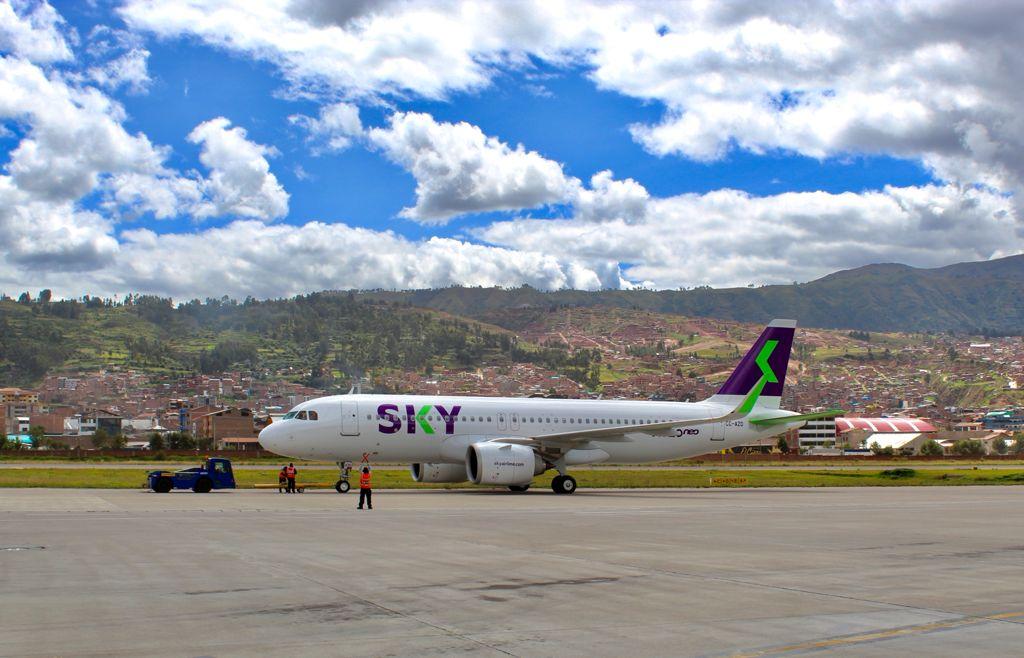 Aerolínea SKY inaugura rutas interregionales en Perú: Cusco-Puerto Maldonado-Cusco y Tarapoto-Iquitos