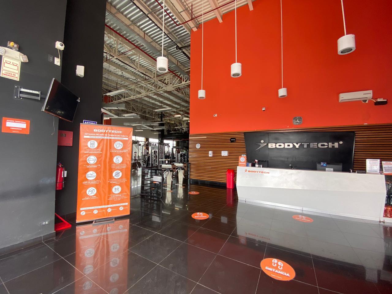 Bodytech Perú abrió las puertas de 10 sedes en Lima