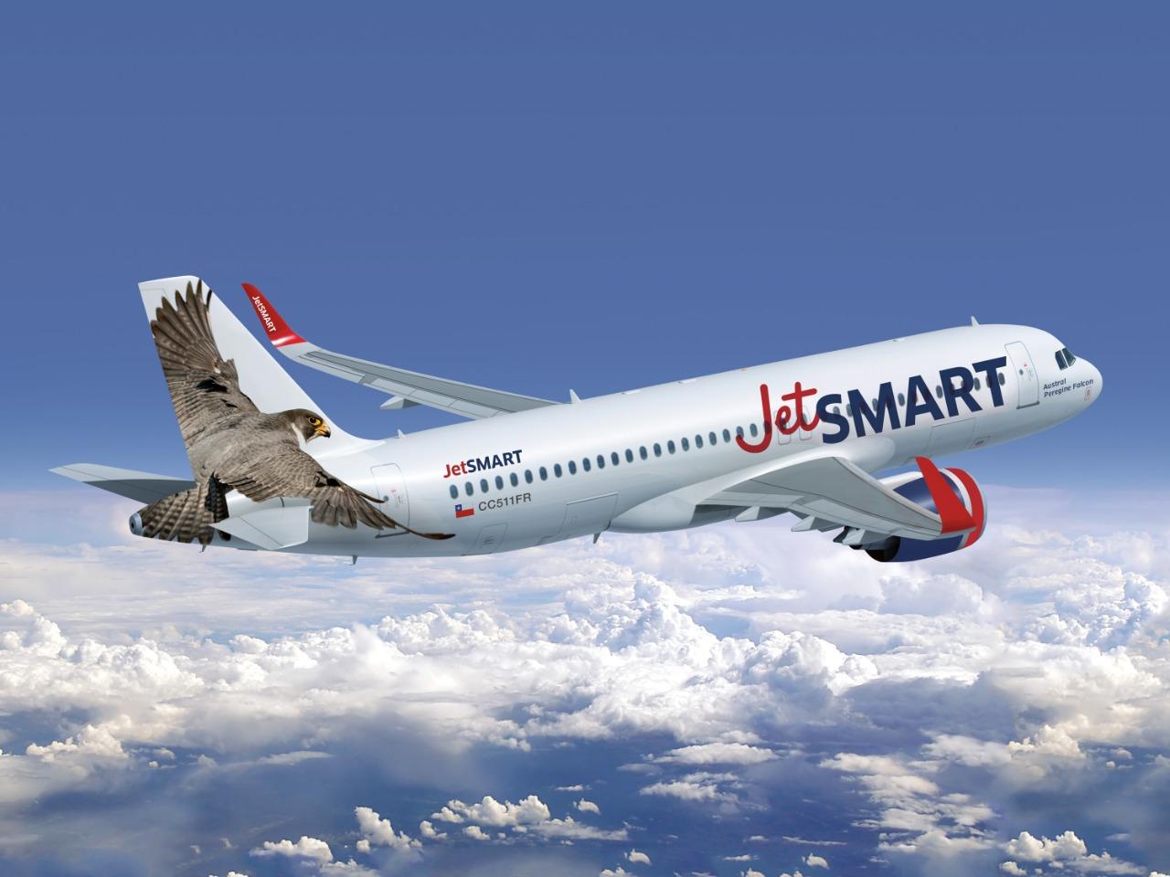 JetSMART anuncia ajustes en sus itinerarios internacionales tras cierre de frontera en Chile
