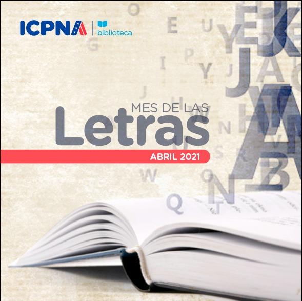 Ciclo de conferencias por el Mes de las Letras