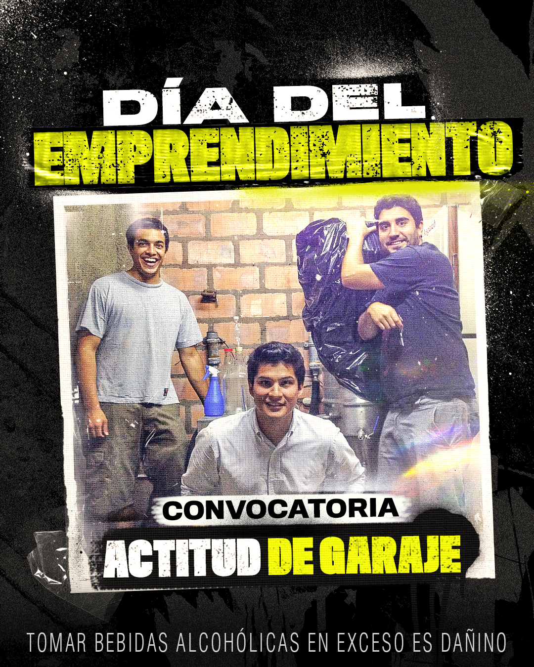 """Barbarian presenta """"Actitud de Garaje"""", mentorías personalizadas por el día del emprendimiento"""