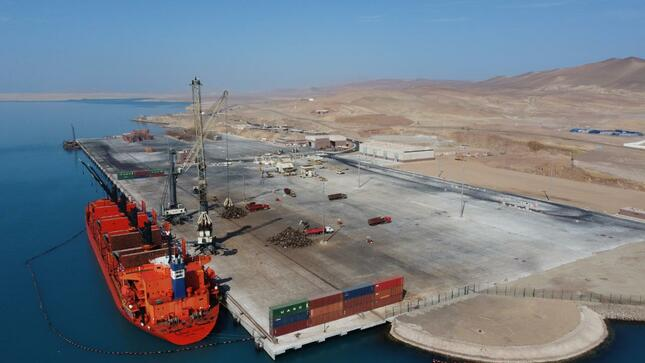 Terminal Portuario General San Martín de Paracas generará reactivación económica y crecimiento del turismo en la zona