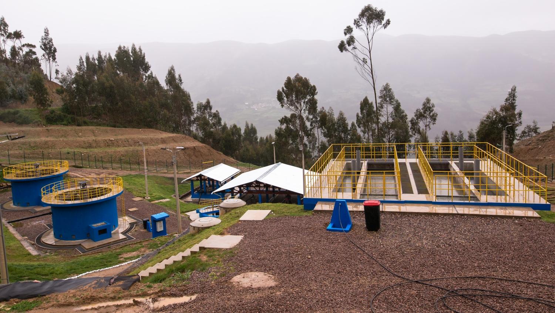 Ferreyros culmina Obra por Impuestos de agua y saneamiento por S/ 21 millones en Cusco