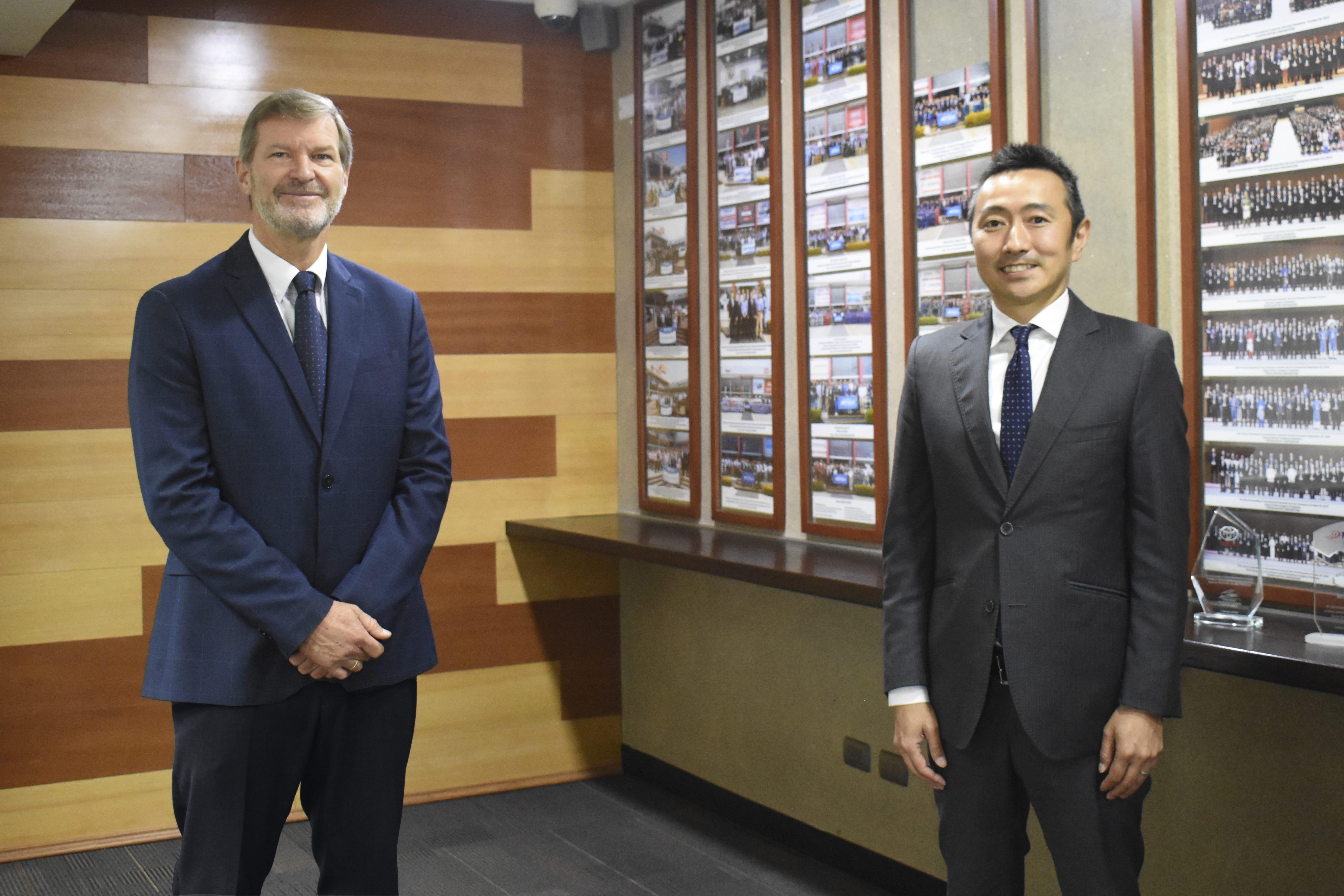 Mitsui lanza nueva empresa enfocada en sector logístico y agroindustrial
