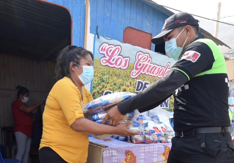Transfieren S/ 66.7 millones al Midis para apoyo alimentario e impulso de vacunación infantil y suplementación con hierro en poblaciones vulnerables
