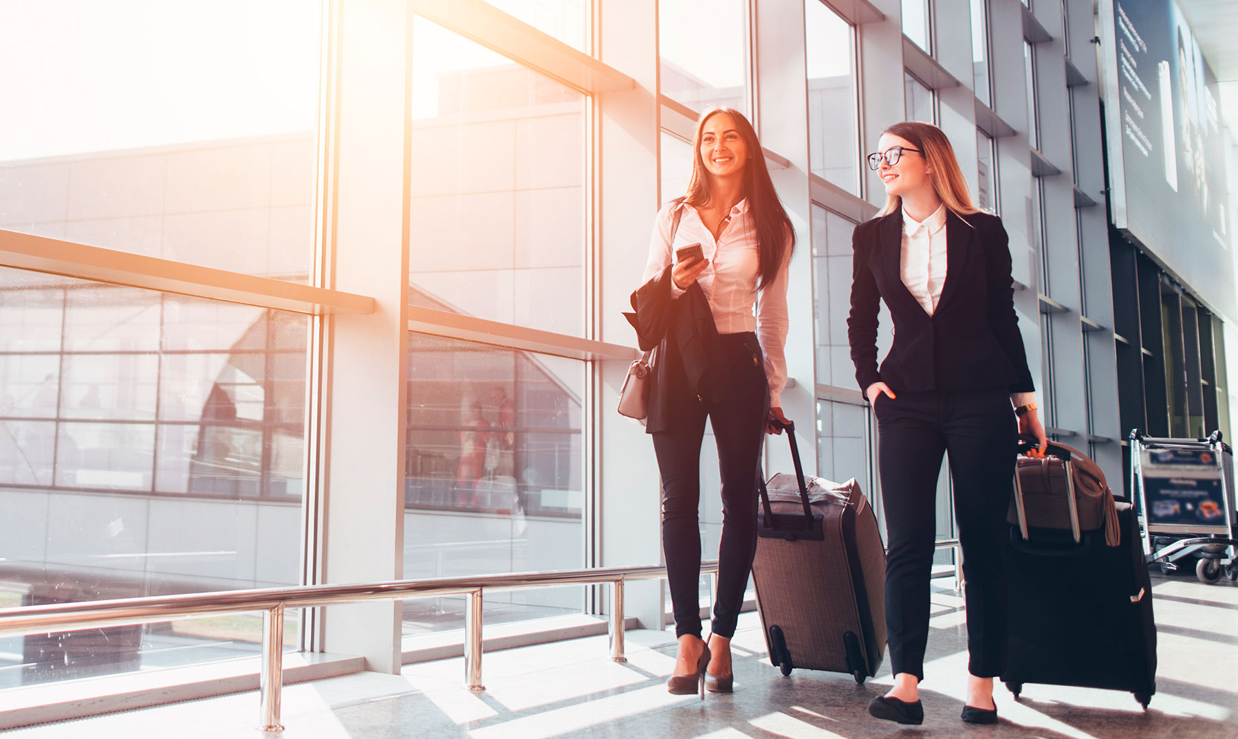 El 84% de los viajeros de negocios desea viajar con las medidas de seguridad correctas, según un nuevo estudio