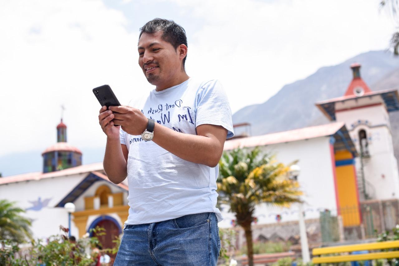 OSIPTEL: Acceso a internet en hogares rurales pasó de 2% a más del 40% desde el 2012
