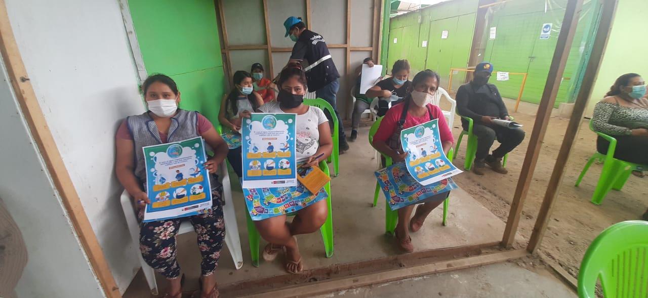 Sedapal sensibilizó a más de 8 mil personas sobre el cuidado del agua a través de talleres virtuales