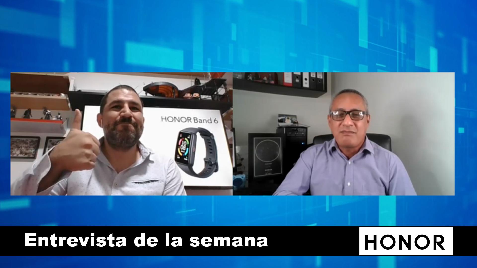 Entrevista a Eid Hirsh, Director de Relaciones Públicas de HONOR.